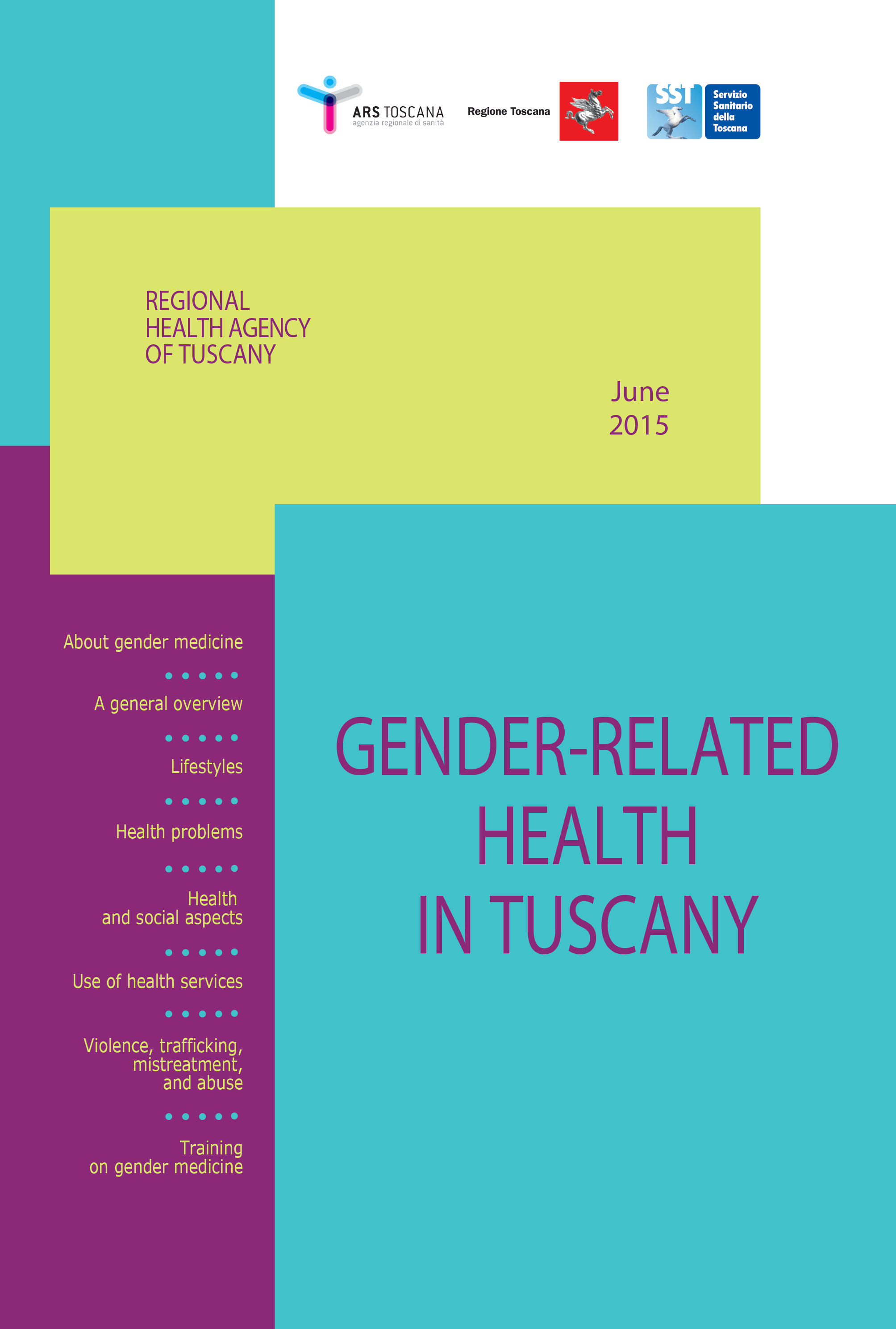 immagine copertina documento Gender-related Health in Tuscany